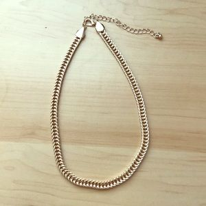 Forever 21 adjustable link chain